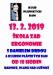 Středa 13. 2. - Daniel Drda - Škola zad a ergonomie v domácím prostředí