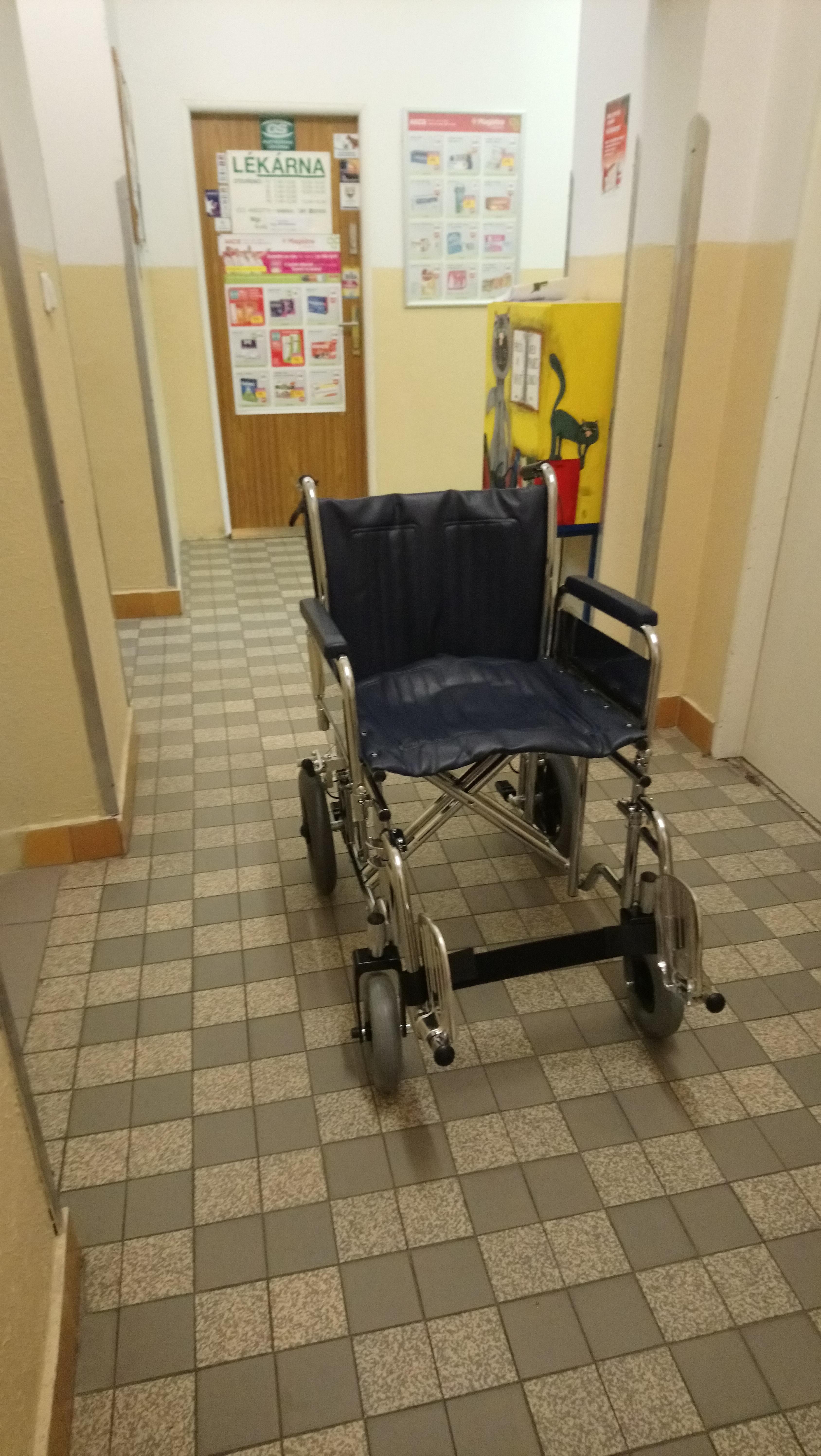 Lepší mobilita k lékaři
