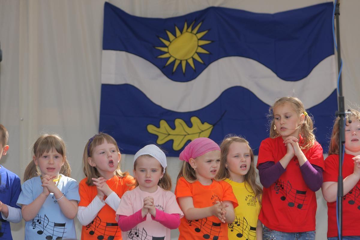 Tleskající děti