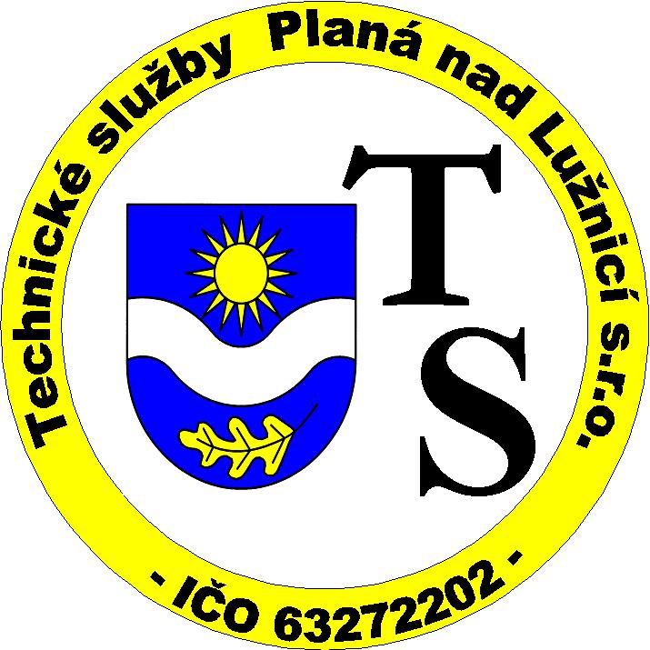 Technické služby Planá nad Lužnicí s.r.o. logo