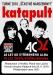 Live koncert skupiny Katapult v Restauraci U Anděla