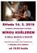 """Povídání s renesančním člověkem Mírou Košlerem """"O skle, muzice a životě"""""""