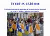 Úterý 25. 9. - Vydávání kostýmů do průvodu na Svatováclavské slavnosti