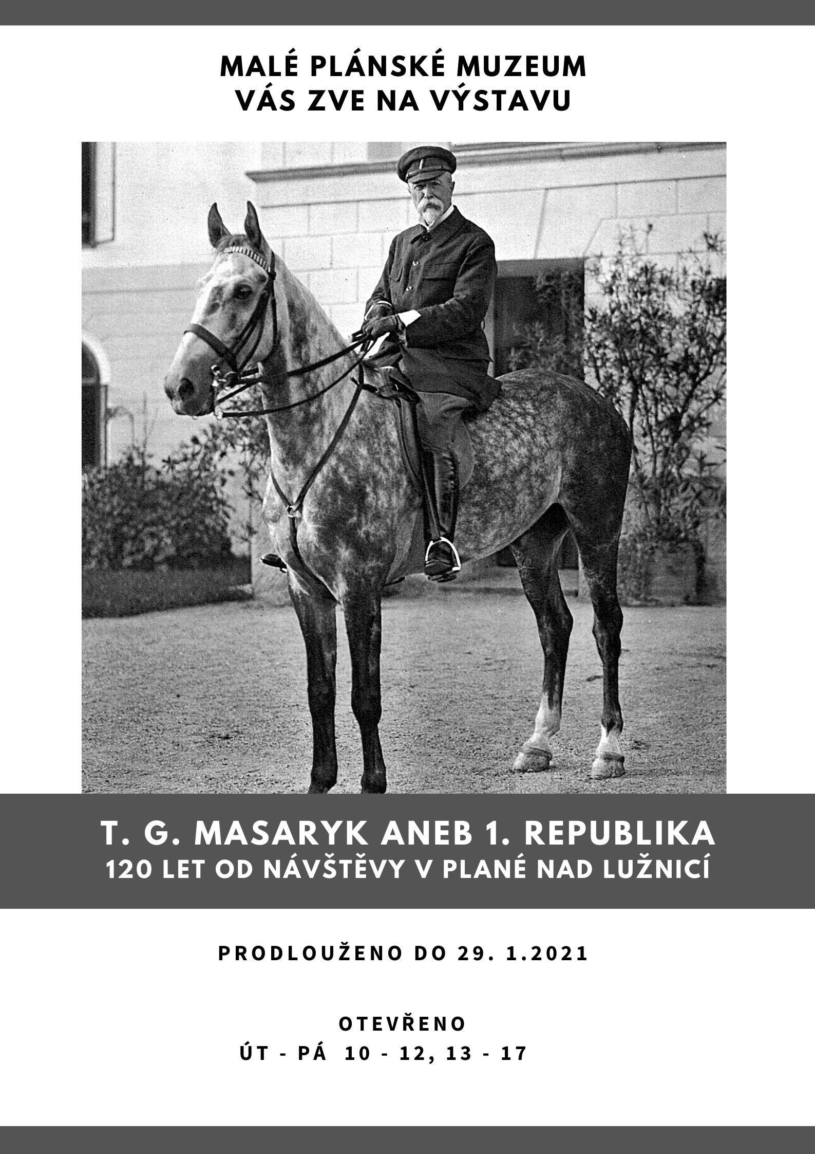 T. G. Masaryk aneb 1. republika