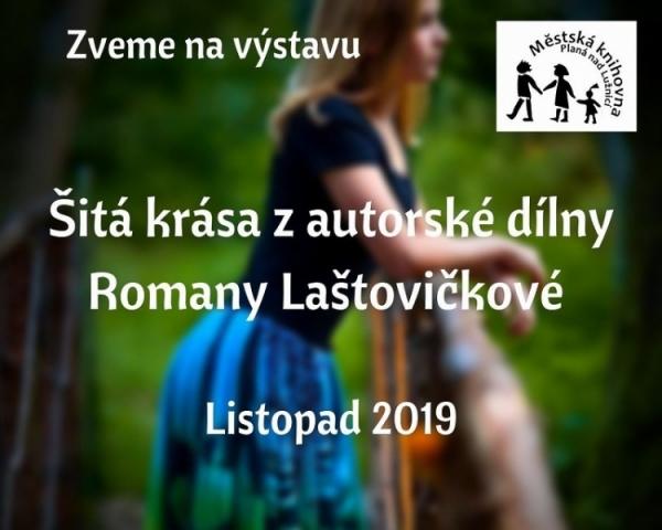 VÝSTAVA - KNIHOVNA - LISTOPAD 2019