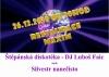 Čtvrtek 26.12. Štěpánská diskotéka