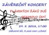Závěrečný koncert Plánských žáků ZUŠ Sezimovo Ústí