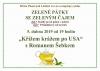 """Pátek 5. 4. - Zelený pátek se zeleným čajem """"Křížem krážem po USA"""" s Romanem Šebkem"""