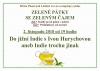 Zelený pátek se zeleným čajem - Do jižní Indie s Ivou Hurychovou aneb Indie trochu jinak