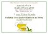 Zelený pátek se zeleným čajem  - Svatební cesta aneb Velorexem do Porta